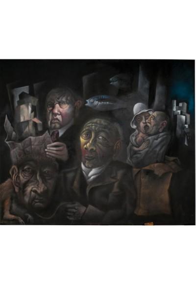 Untitled-19-50x60-oil on canvas-2017 (Medium)